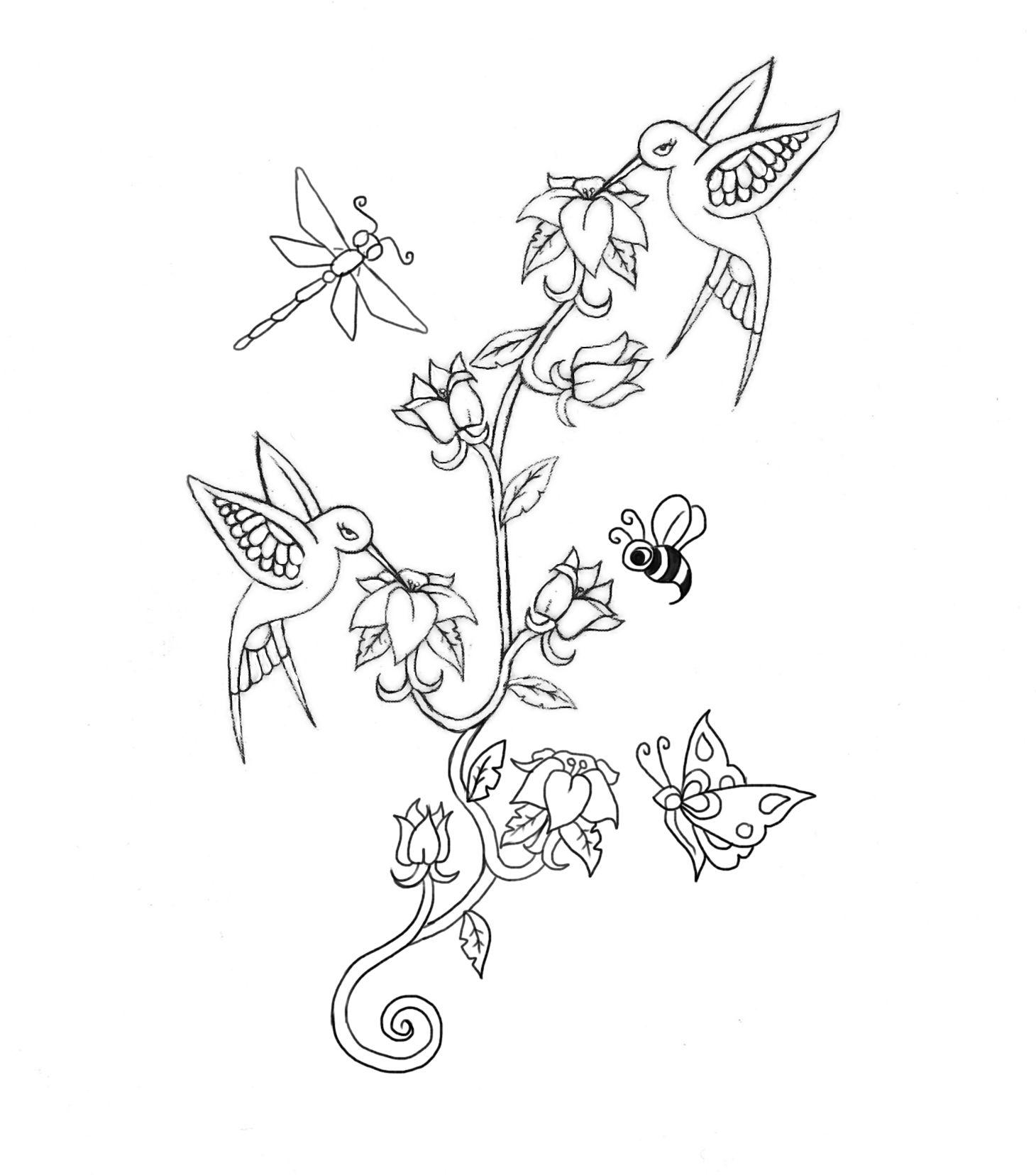 Simple Flower Outline Tattoo Tattoos Trends Gallery Flower Outline Tattoo Flower Outline Simple Flower Tattoo