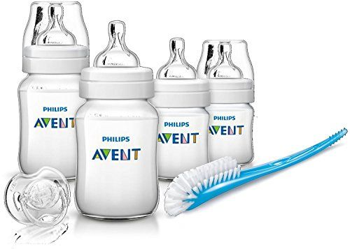 Philips Avent Classic Anticolic Newborn Starter Set You Can Get More Details By Clicking On The Avent Baby Products Avent Baby Bottles Baby Feeding Bottles
