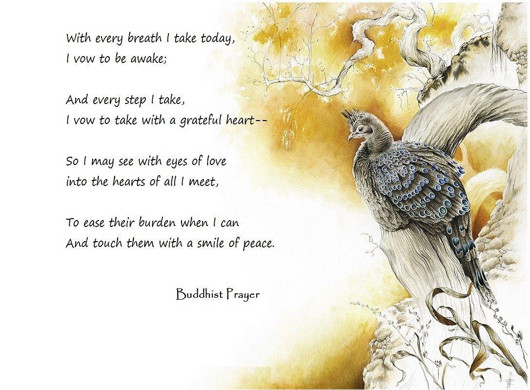Buddhist Prayer | A Book of Prayers | Pinterest | Buddhist ...