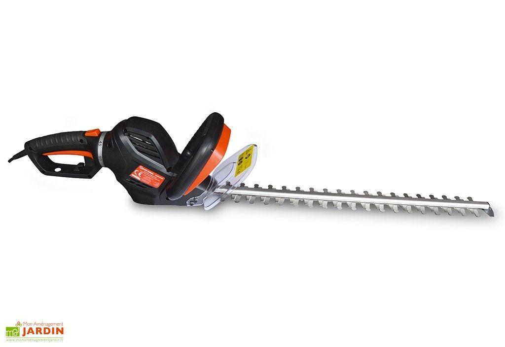 Taille Haies Electrique 650w 55 Cm Avec Poignees Rotatives Taille Haie Electrique Haie Electrique