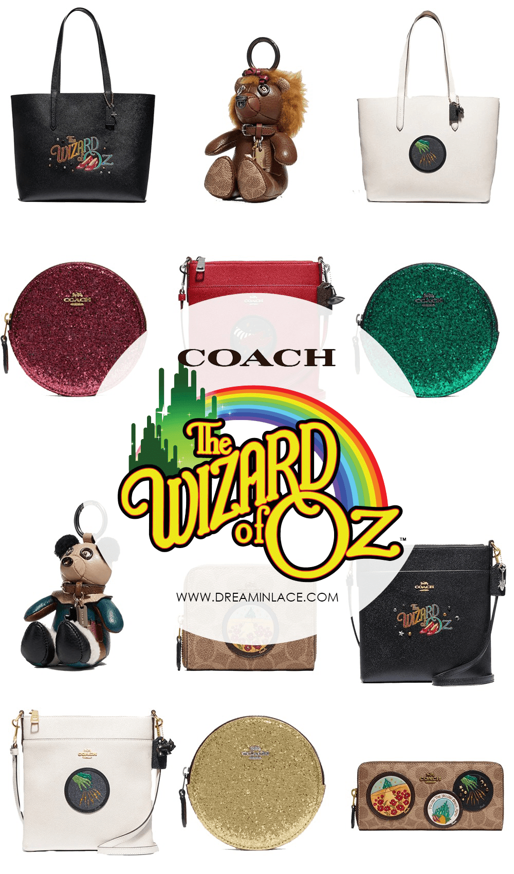 Coach Wizard Of Oz Collection I 2020