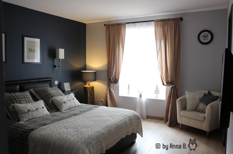 chambre parentale chambre en 2019. Black Bedroom Furniture Sets. Home Design Ideas
