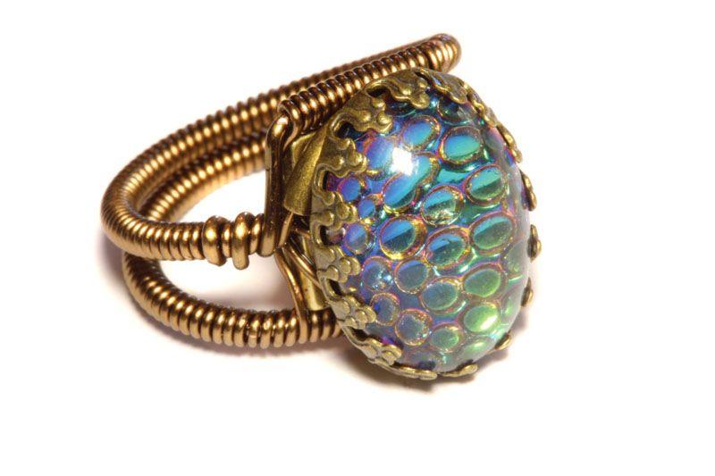 Стимпанк кольца Catherinette Rings