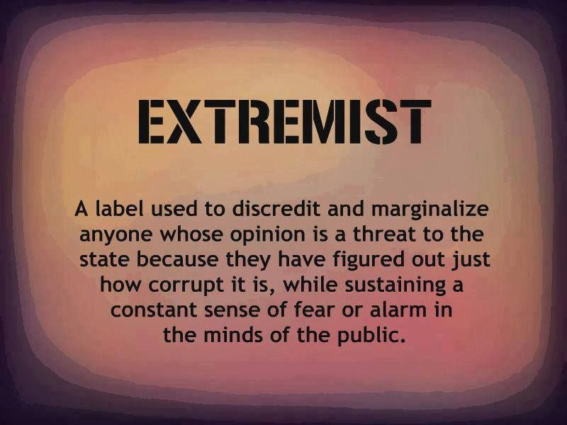 Superior Extremist Definition