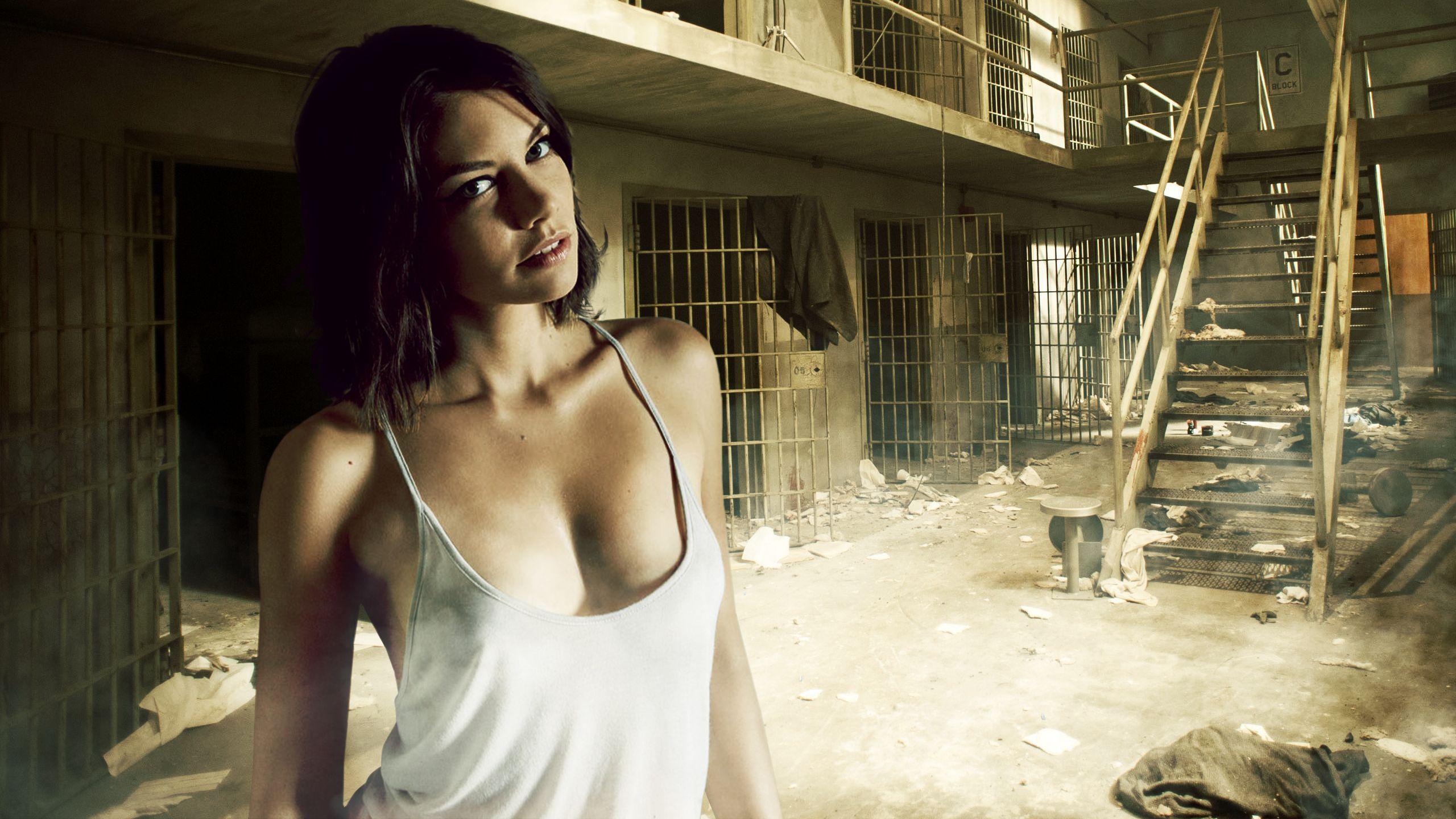 Walking Dead Lauren Cohan