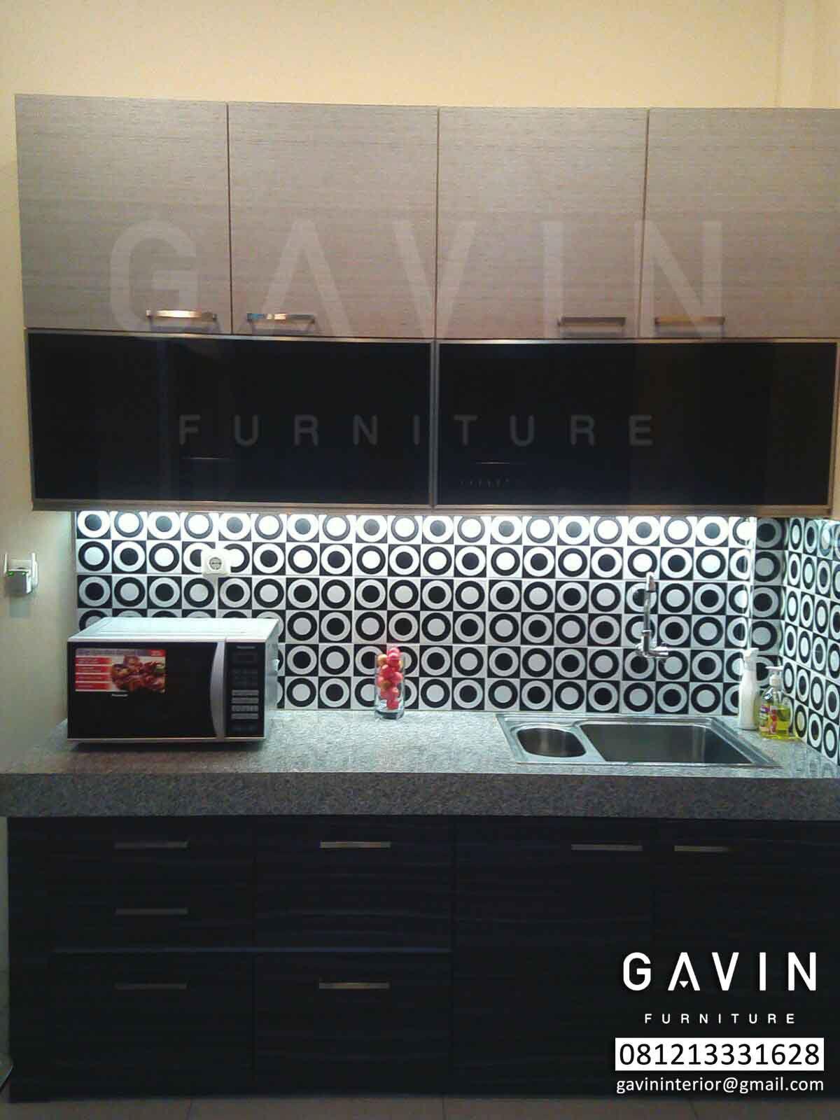 Harga kitchen set per meter disesuaikan dengan jenis bahan yang digunakan harga kitchen set per meter