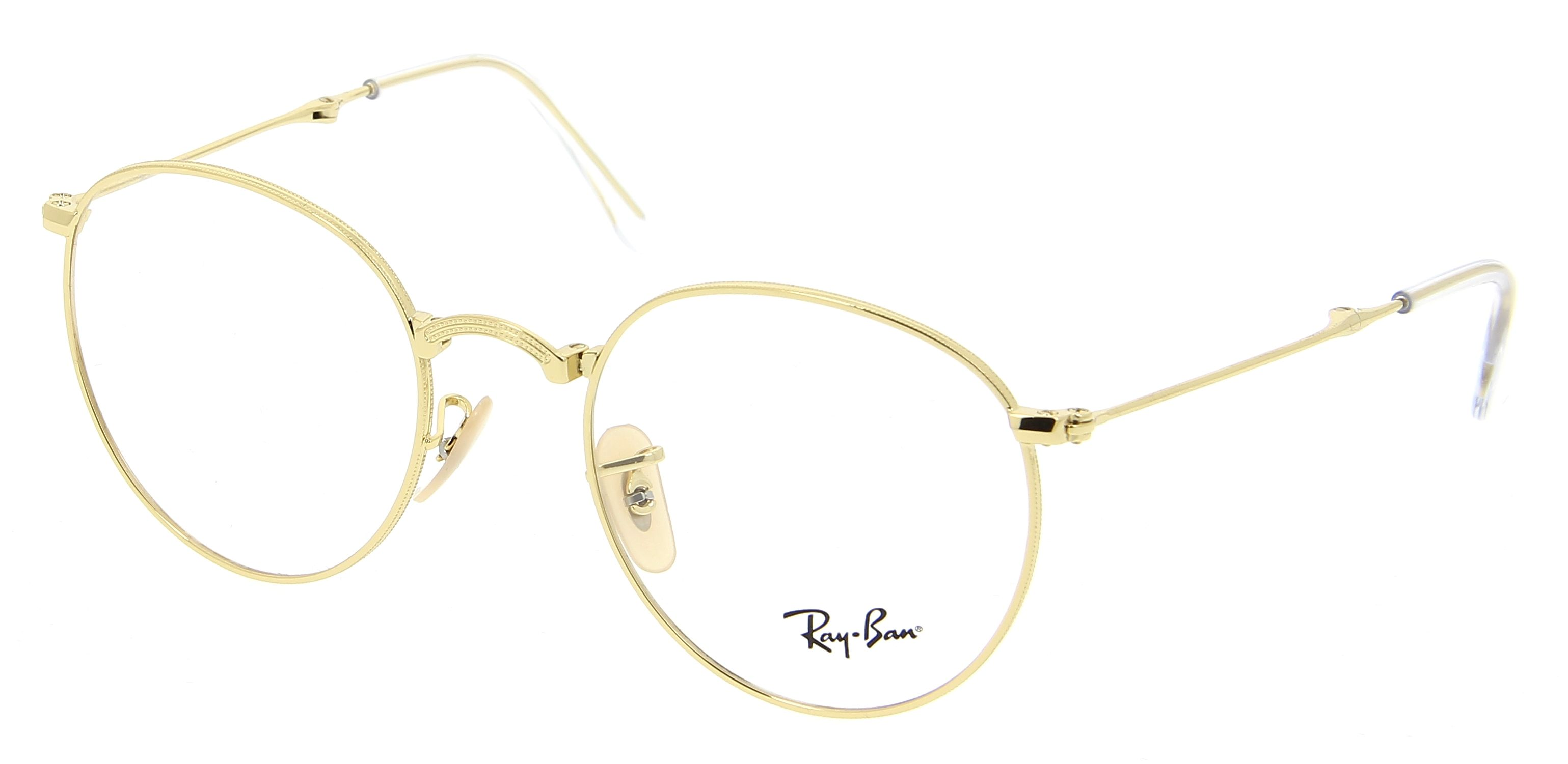 Glasses , gold , Ray Ban   RB3532V 2500 47-20   Glasses   Eyeglasses ... 5df89c7c1216