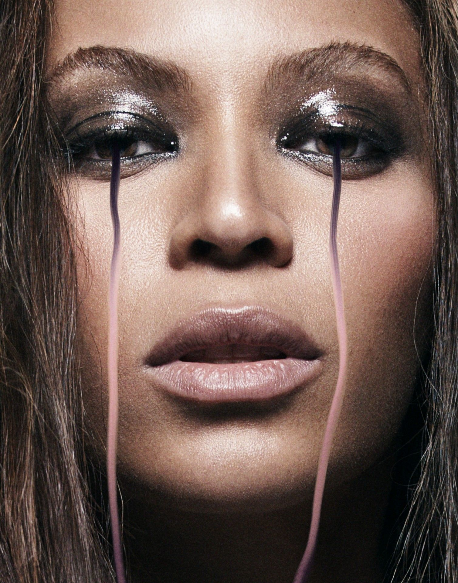 Beyoncé photographed by Pierre Debusschere for CR Fashion
