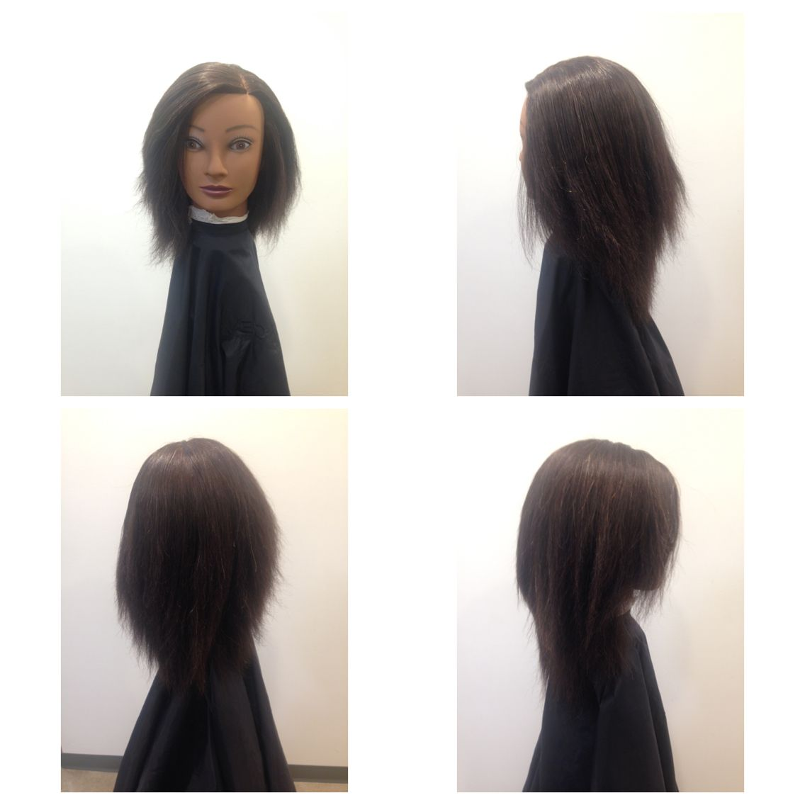 Textured Blowout and Straightening Service
