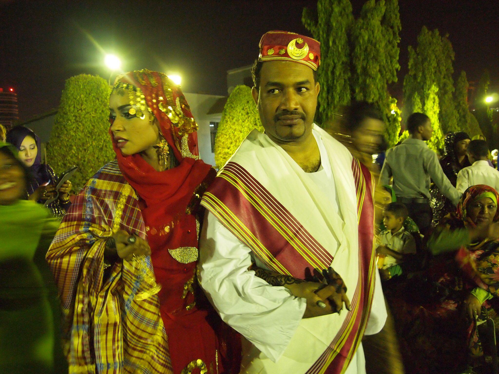 Sudanese wedding rituals and traditions - Sudanese Traditional Wedding