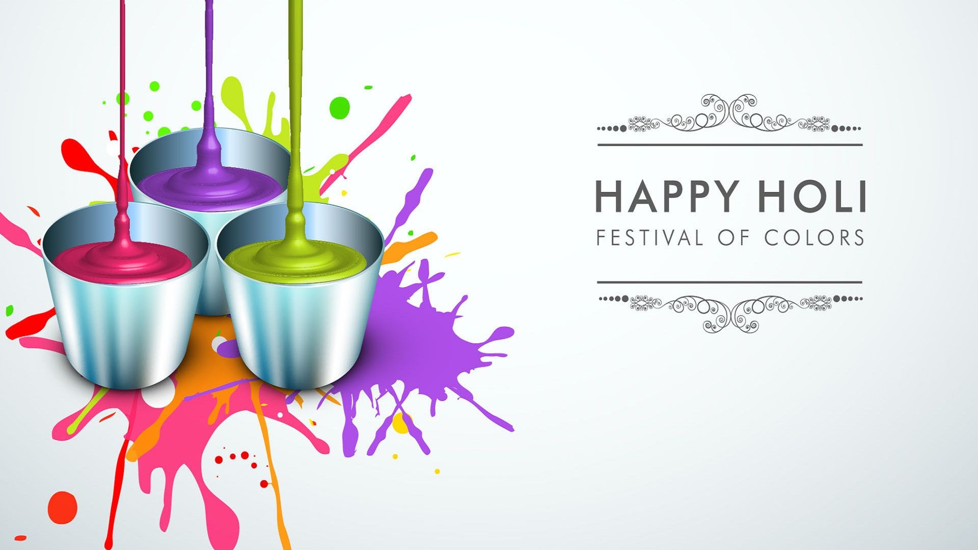 Pin By Mayank Pareek On High Resolution Wallpapers Happy Holi