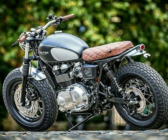 bildergebnis f r triumph cafe racer cars and motorcycles pinterest motorr der autos und. Black Bedroom Furniture Sets. Home Design Ideas
