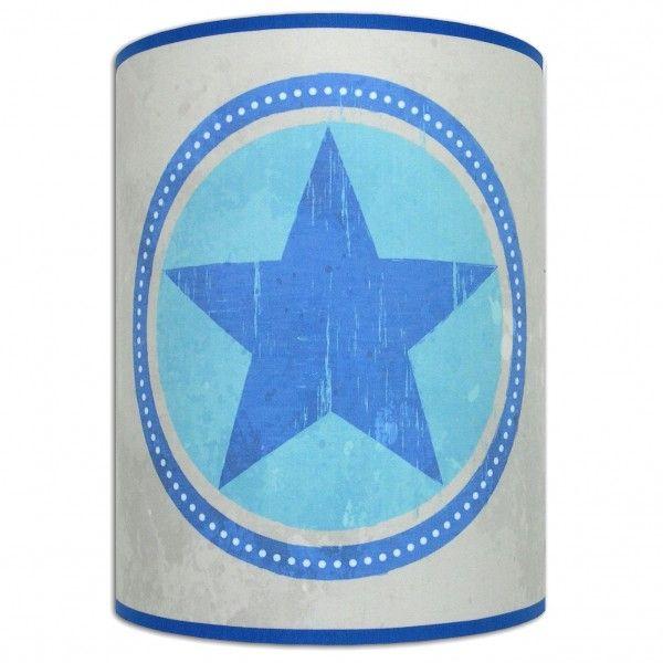 Luminaire applique chambre ado étoile Star Boy. www.artetloupiote ...