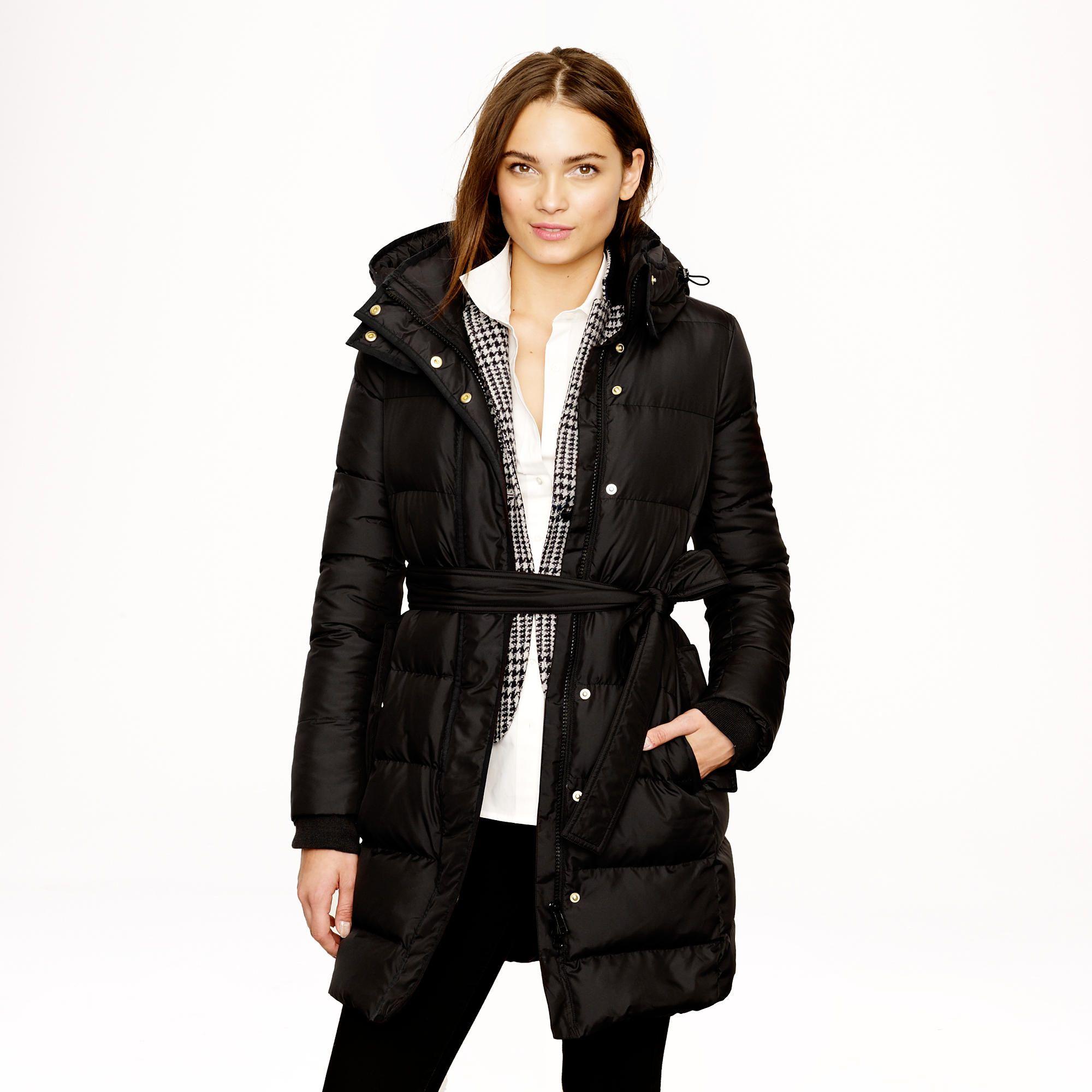 Wintress Puffer Coat Puffer J Crew Fashion Puffer Coat Best Puffer Jacket [ 2000 x 2000 Pixel ]
