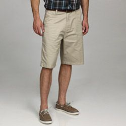 Burnside Men's Khaki Chino Shorts by Burnside | Shorts, Chino ...