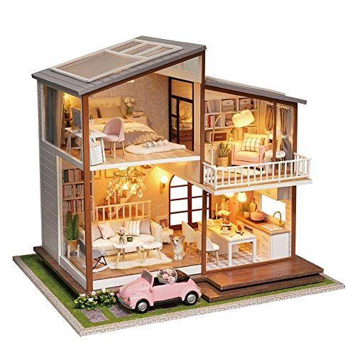 diy cutebee dollhouse