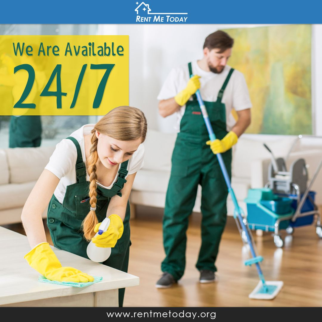 We are available 24/7.