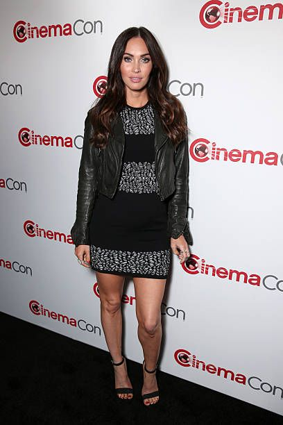 Actress Megan Fox attends the CinemaCon 2016 Gala Opening Night Event Paramount Pictures Highlights its 2016 Summer and Beyond Films at The Colosseum...
