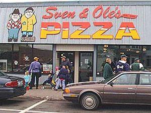 Sven And Ole39s Pizza Grand Marais Mn I Live Too Far Away