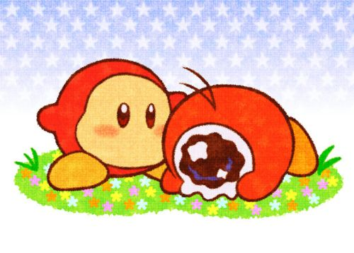 Waddle Dee And Waddle Doo Games Kirby Character Meta Knight