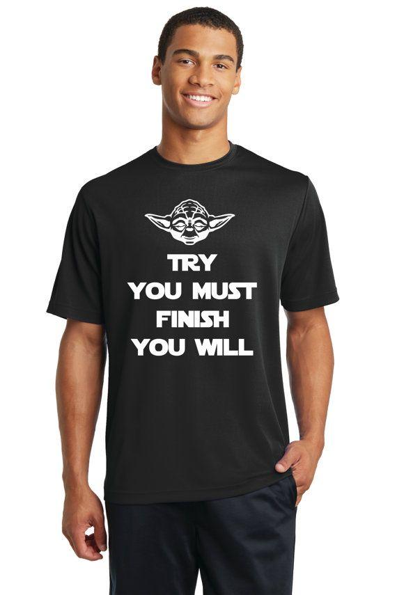 c70f0265 Star wars running shirt Disney Marathon by MrsBsDigitalDesigns ...