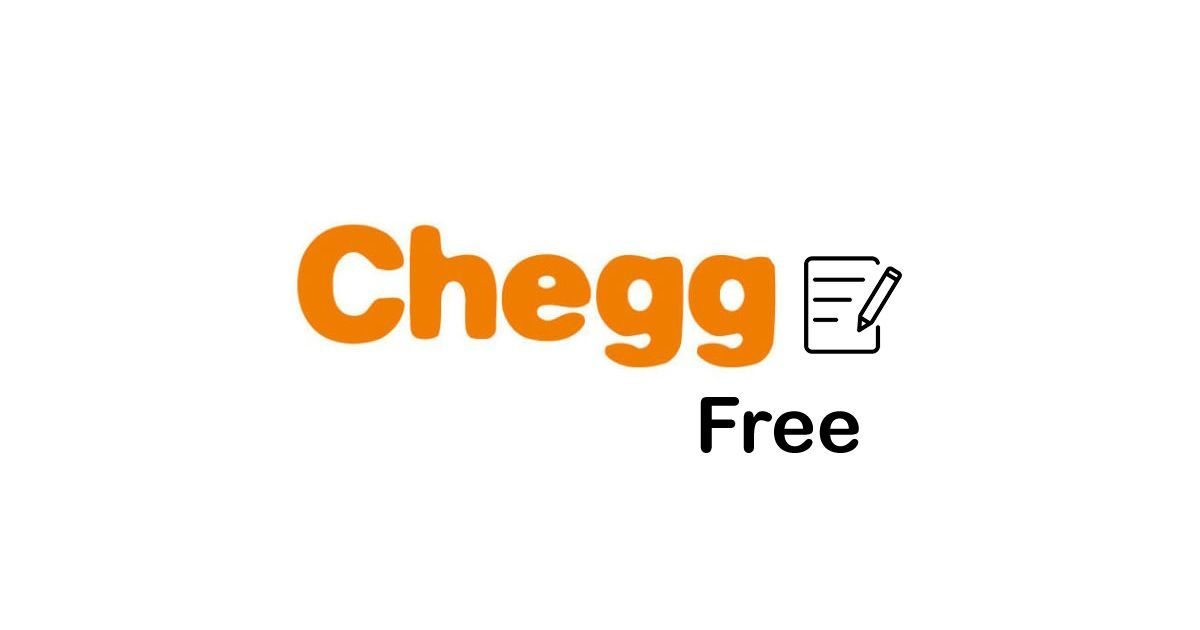 Are you looking for ways to get chegg answers for free we