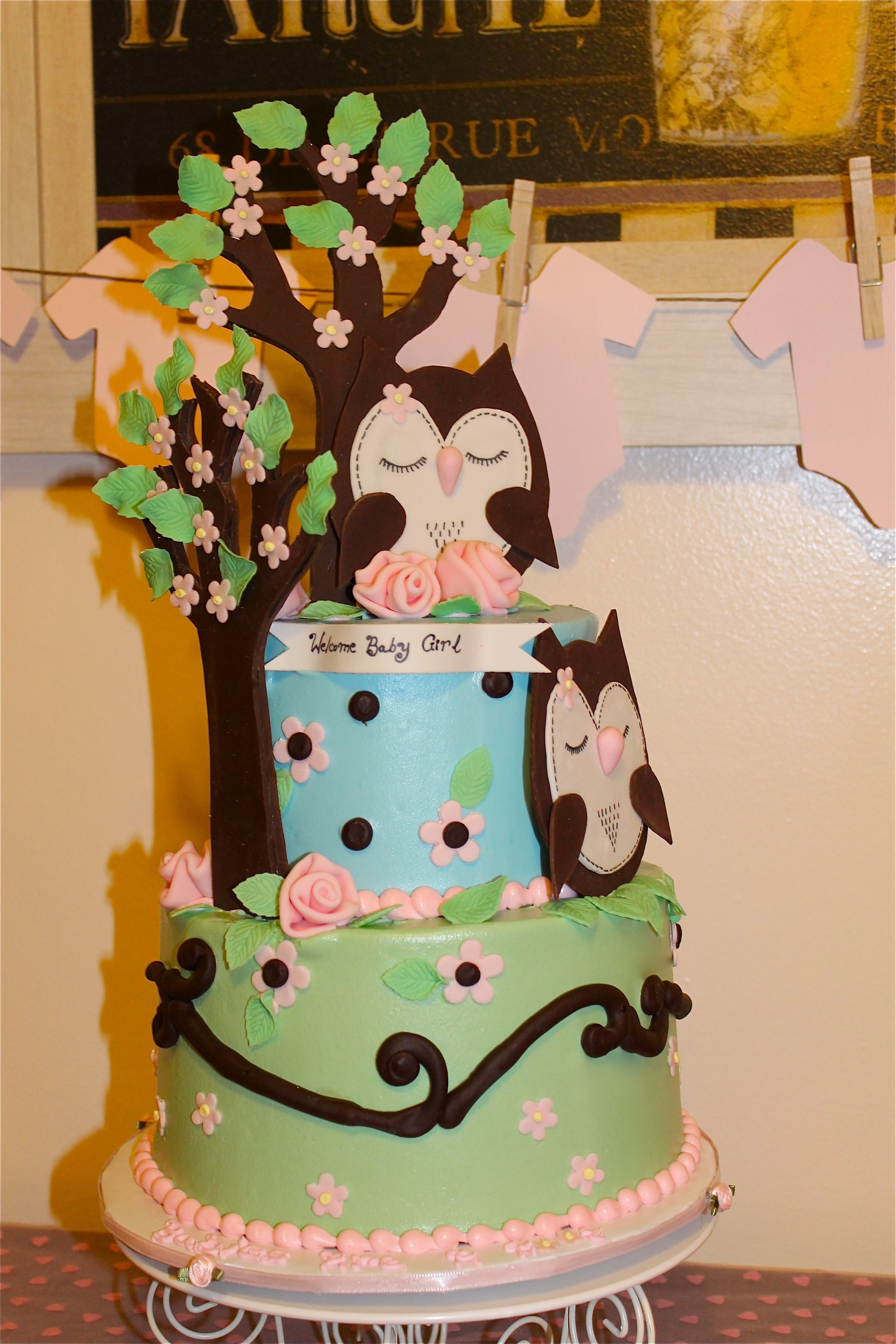 Owl Themed Diaper Cake | Pin Baby Owl Mini Diaper Cake Yellow Brown Decoration Shower Or Cake ...