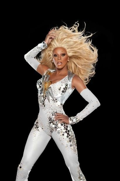 Good morning Brazil! By RuPaul