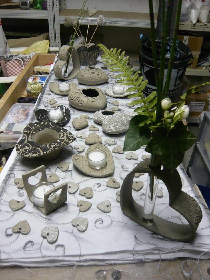 Herz spielereien 2013 ideen in 2019 pinterest keramik ideen t pferei und keramik - Keramik ideen ...