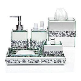 Http Www Houzz Com Modern Bathroom Accessories Crystal Bathroom