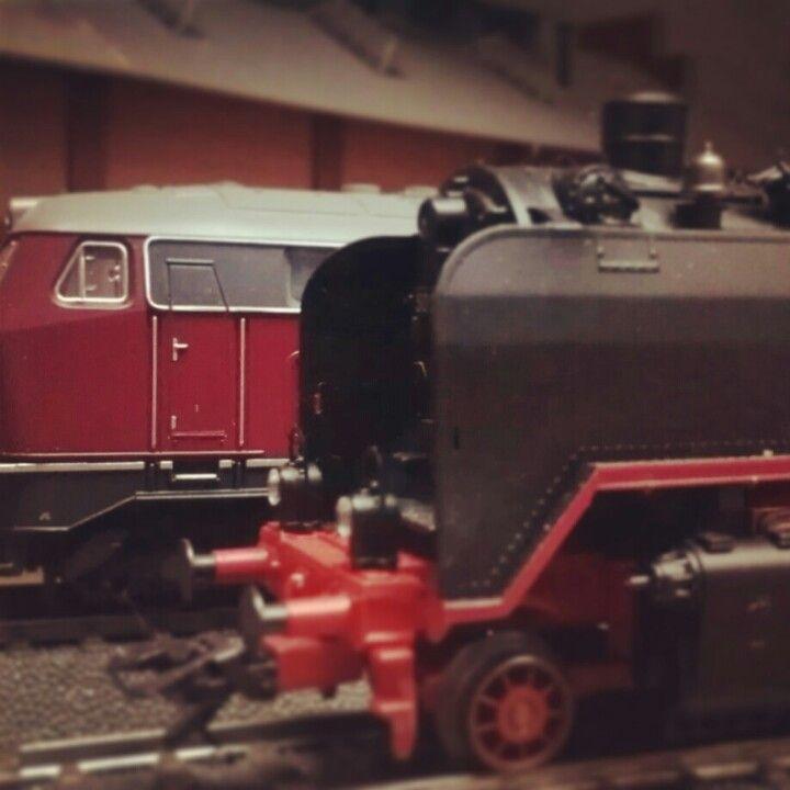 Model Railroad, Hobby, Trucks
