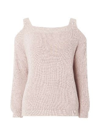 Dorothy Perkins Womens Lilac Cold Shoulder Strap jumper- Purple Knitted cold choulder strap jumper in Lilac. Wearing length is approximately 53.50cm. 65% Acrylic,35% Cotton. Machine washable. http://www.MightGet.com/april-2017-1/dorothy-perkins-womens-lilac-cold-shoulder-strap-jumper-purple.asp