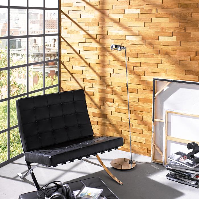 gestaltet eure w nde individuell mit unseren wodewa echtholzriemchen aus eiche w nde. Black Bedroom Furniture Sets. Home Design Ideas