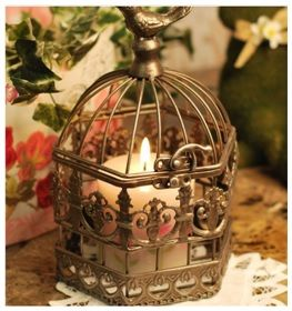Bird Cages: These multi-purpose metal cages are perfect for indoor or outdoor, whether it holds a candle or a plant. Use your imagination to create the perfect home decoration. Get one now for only $22.63 + shipping fee. Visit https://www.sendoutcards.com/wowgreatcards/ for more gifts.