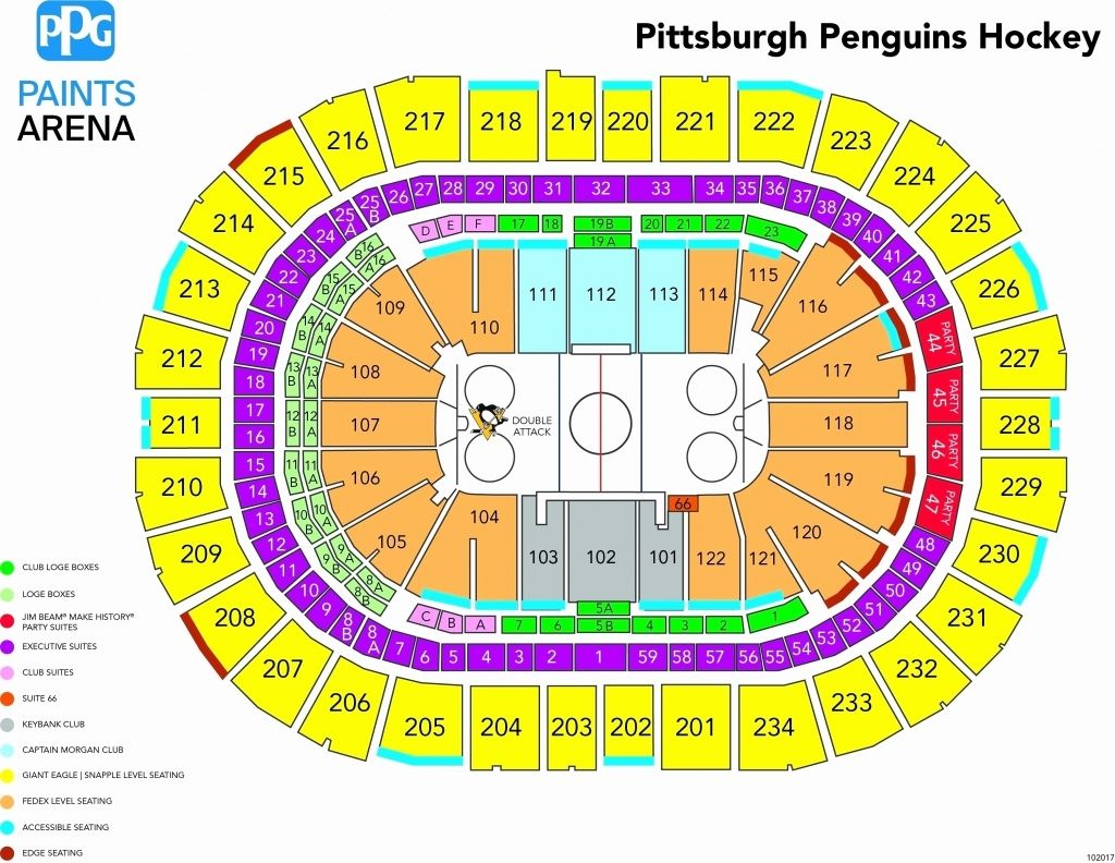 Caesars Colosseum Seating Charts Ppg Paint Fedex Field
