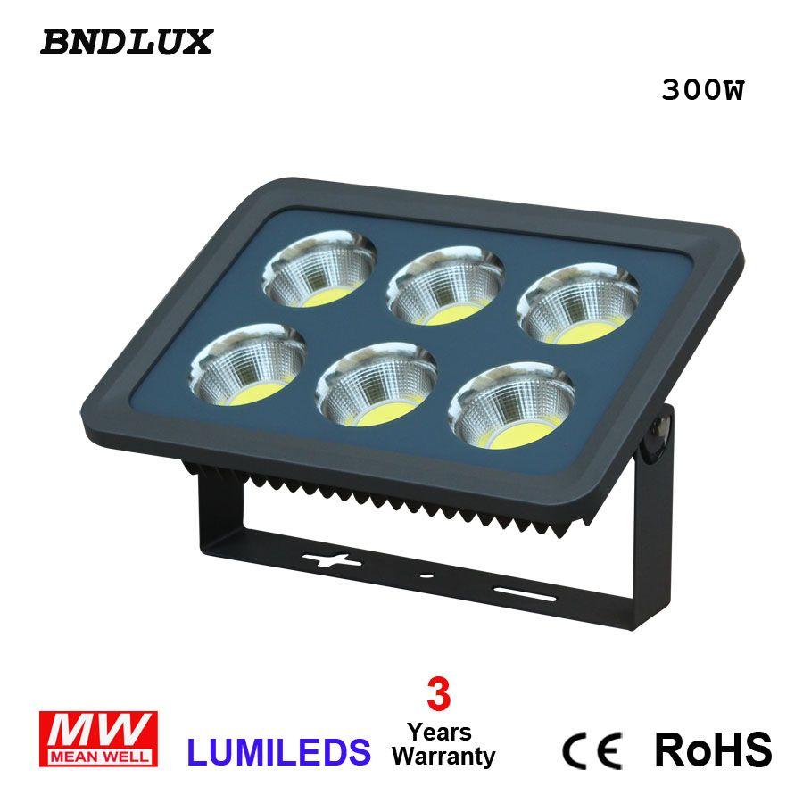 Cool UK LED Floodlight 500W 300W 200W 150W Security Flood Light Spotlight Warm