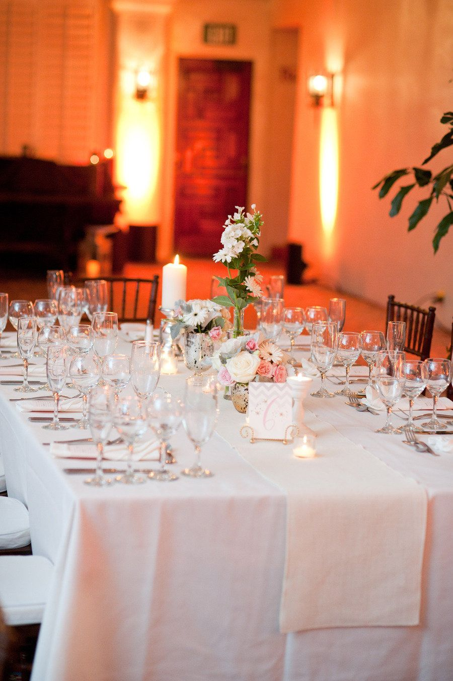 Photography: Candice Benjamin Photography - candicebenjamin.com Event Planning + Design: CCL Weddings - cclweddings.com/ Floral Design: The David Rohr Floral Studio - davidrohrstudio.com  Read More: http://www.stylemepretty.com/california-weddings/palm-springs/2013/04/22/la-quinta-resort-wedding-from-candice-benjamin-photography/