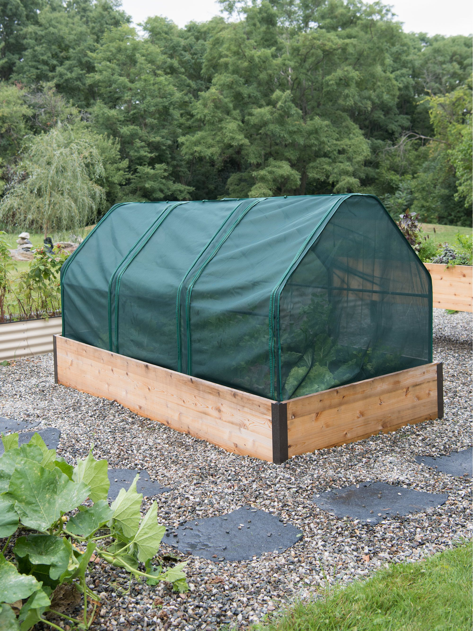 Gardenquilt Floating Row Cover Fabric Gardener S Supply With