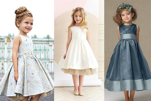 Patterns for Flower Girl Dresses: Where to Look   Girl dress ...