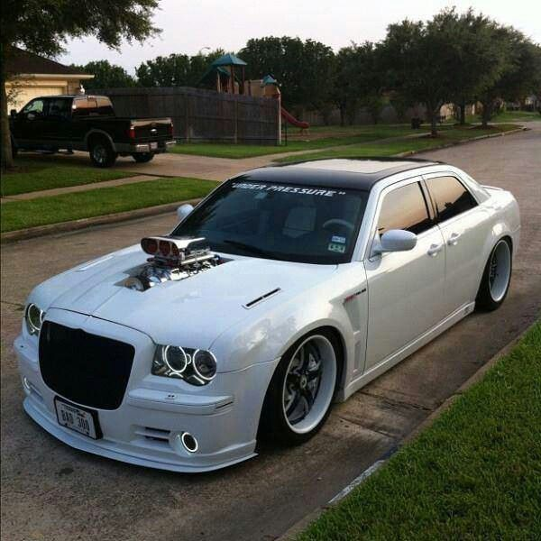Cars, Chrysler Cars, Chrysler 300 Srt8