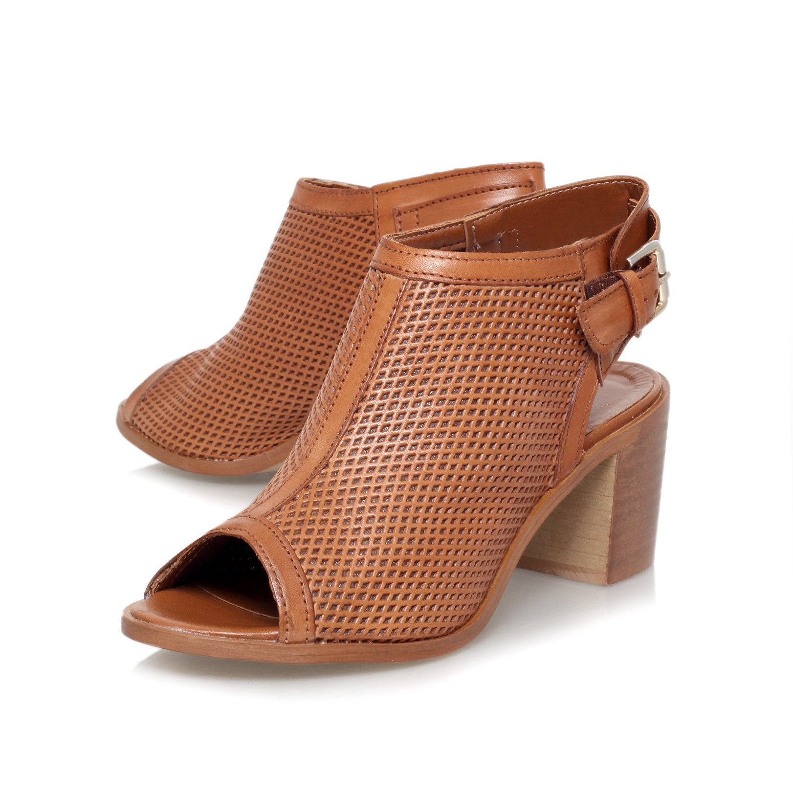 f9527e92062 Audrey tan peep toes from Carvela Kurt Geiger! Beautiful, Tanned and ...