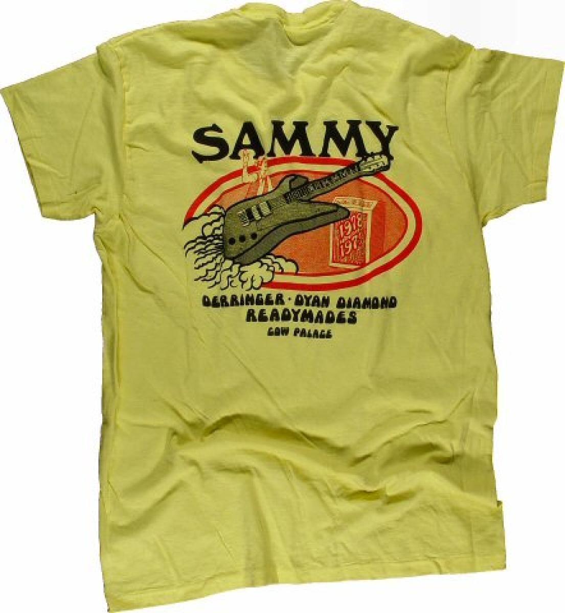Sammy Hagar Men S T Shirt From Cow Palace Dec 31 1978 At Wolfgang S Mens Tshirts Long Sleeve Tshirt Men T Shirt
