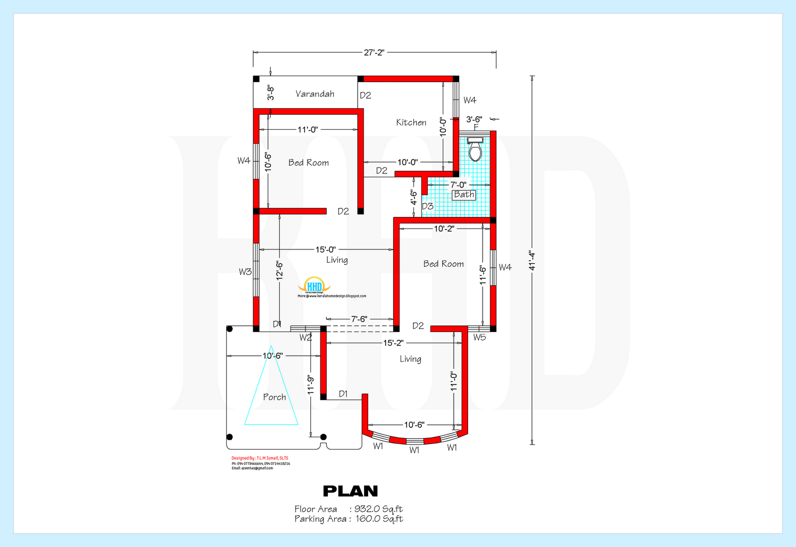 delightful ground floor house plans 1000 sq ft #3: ... home design for 800 sq ft in india this home is actually a stunning  small home ground floor house ...