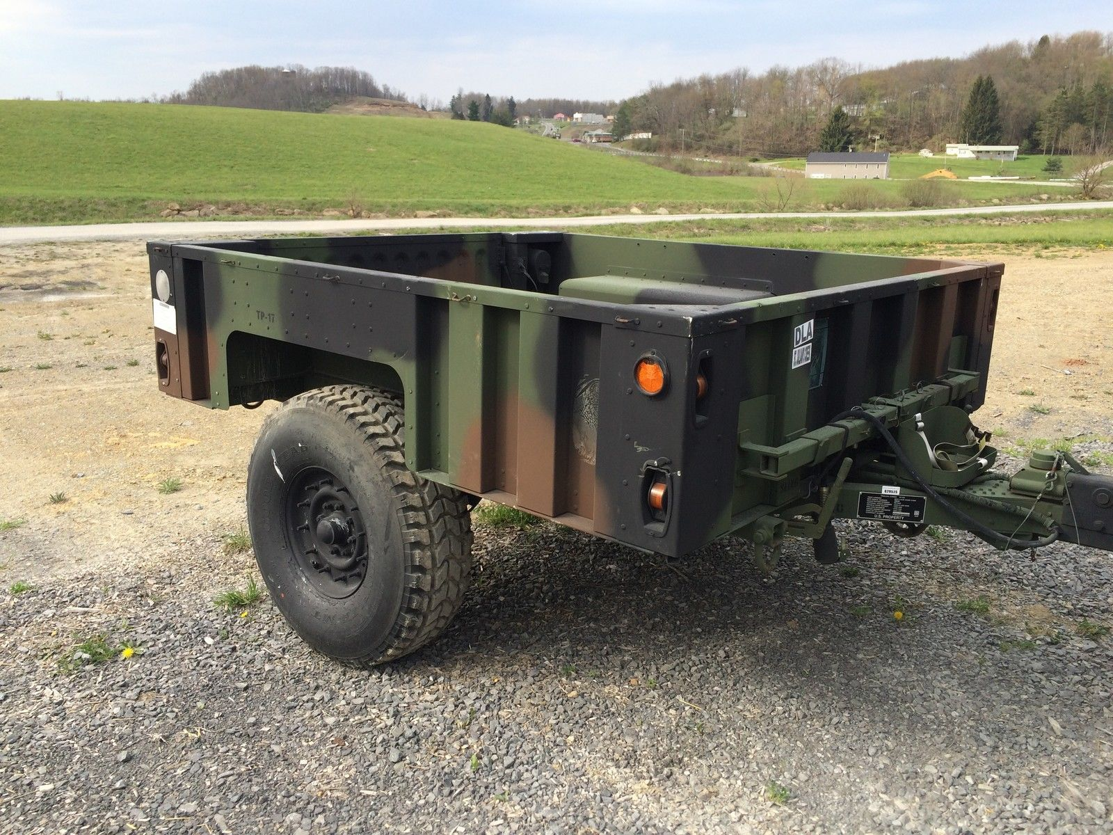 "2009 Utility 48' x 102"" Flatbed available at Utility"