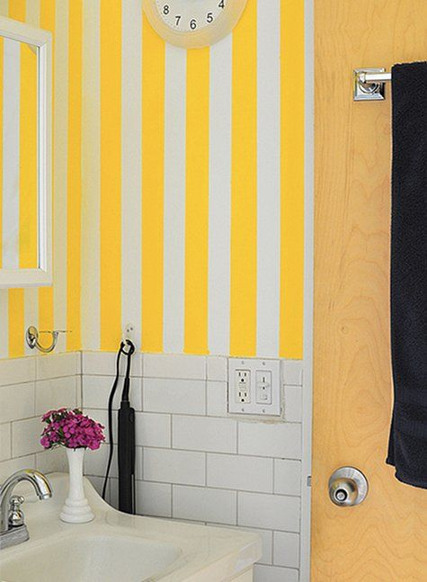 pretty colors before & after: killy & oliver\'s bathroom + evita\'s ...
