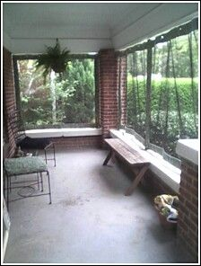Marvelous Screen+Porch+Curtains | Screen Patio Curtains,