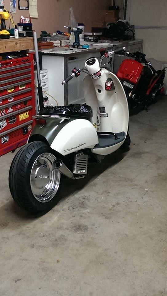 9e5a77e3c6 METRO MANIA: All things Honda Metropolitan ホンダのバイク, カスタムバイク, スクーターガール
