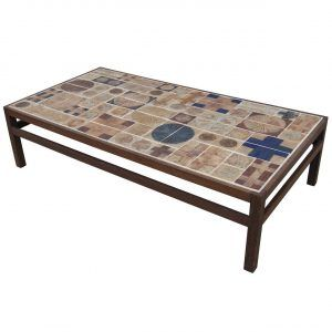 Ceramic Tile Coffee Tables