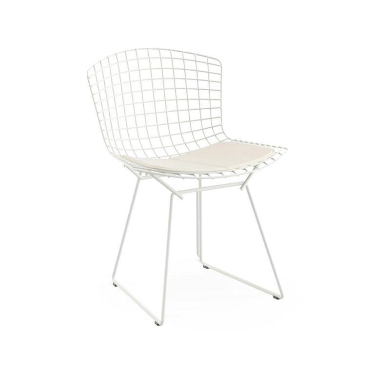 Bertoia Side Chair White The Conran Shop In 2020 Side Chairs Bertoia Side Chair Bertoia Chair
