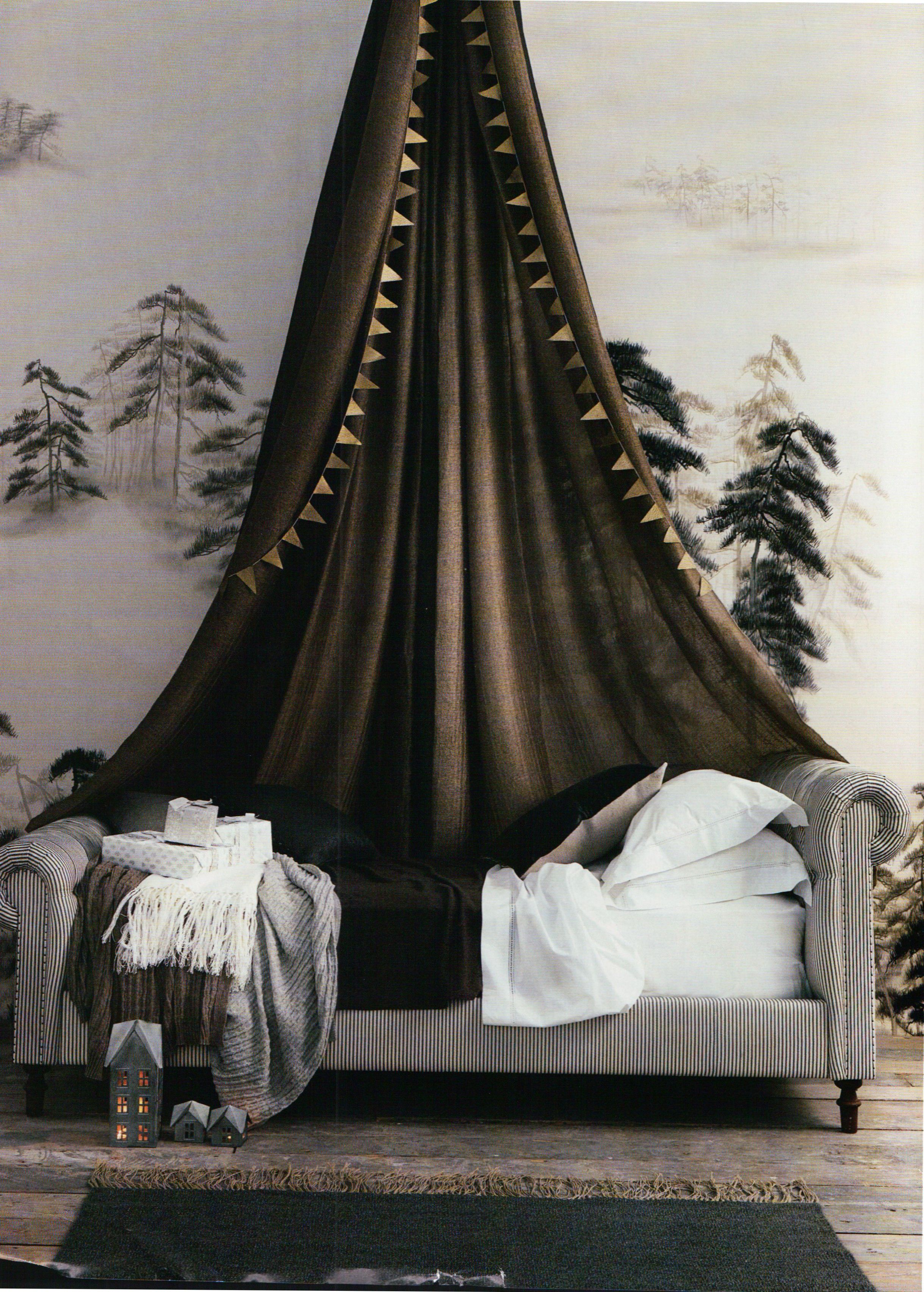 Interiors, Bedroom